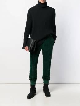 Haider Ackermann - брюки с эластичным поясом 38960086589539599900