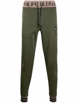 Philipp Plein - спортивные брюки FW CMJT9033PJO660N95655