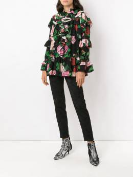 Dolce&Gabbana - блузка с принтом D9THS963935065960000