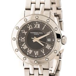 Raymond Weil Grey Stainless Steel Tango 5399 Women's Wristwatch 28 mm 215765
