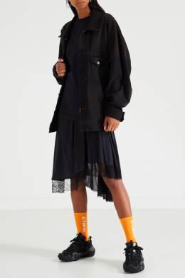 Оранжевые носки «Стиль» Heron Preston 2771145116