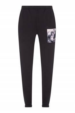 Спортивные брюки с принтом Heron Preston 2771145128