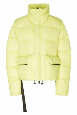 Желтая стеганая куртка Unravel Project 2852145095