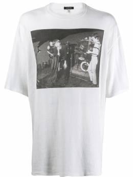 R13 футболка с фотопринтом R13M395404