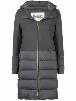 Herno - padded hooded coat 858D3966993063399000