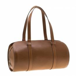Louis Vuitton Canelle Epi Leather Soufflot Bag 200063