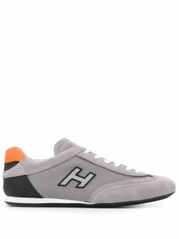Hogan кроссовки с логотипом HXM05201684KE4589L