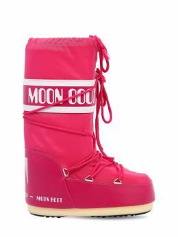 Сапоги Из Нейлона Moon Boot 70I0N5001-MDYy0