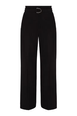 Черные брюки с поясом Maje 888146234
