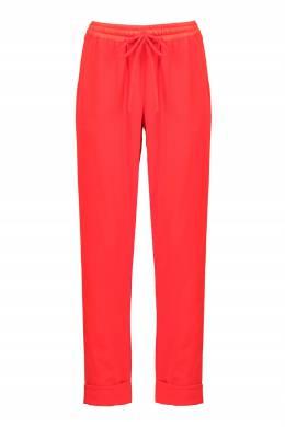 Красные брюки с лампасами и подворотами P.a.r.o.s.h. 393145985