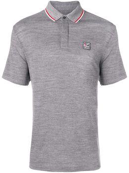 Z Zegna футболка-поло с потайной застежкой VR394ZZT610