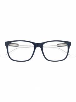 Gucci Eyewear очки в прямоугольной оправе GG0490O