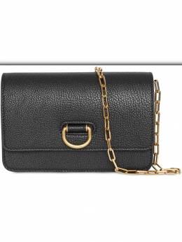 Burberry - мини-сумка с D-образной пряжкой 55699359368500000000
