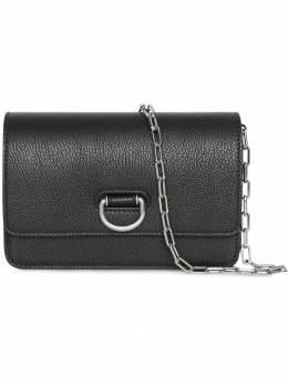 Burberry - мини-сумка с D-образной пряжкой 55369359399600000000