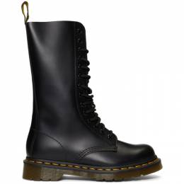 Dr. Martens Black 14-Eye 1914 Boots 192399F11500302GB