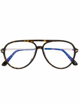 Tom Ford Eyewear очки-авиаторы TF5586B