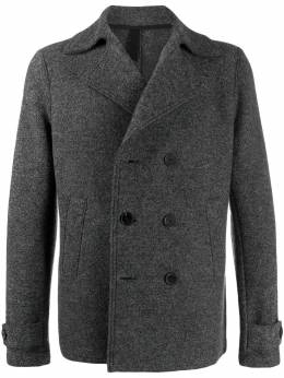 Harris Wharf London - двубортное пальто 95MLC953099580000000