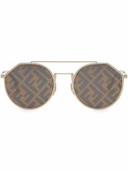 Fendi Eyewear солнцезащитные очки Eyeline FOG504V1T