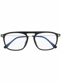 Tom Ford Eyewear очки-авиаторы TF5588B