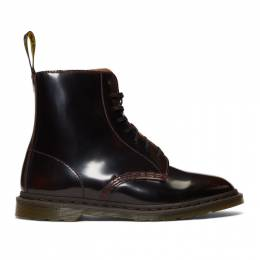 Dr. Martens Burgundy Winchester II Boots R25033600