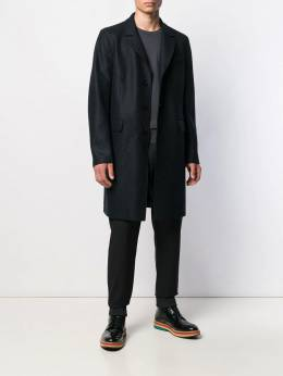 Harris Wharf London - однобортное пальто 93MLK953399980000000