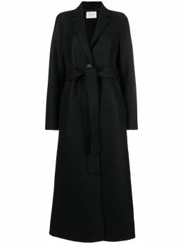 Harris Wharf London - belted coat 35MLKY93960965000000
