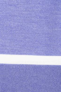 Голубой джемпер из шерсти и шелка Paul Smith 1924144558