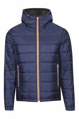 Куртка на молнии с капюшоном Paul Smith 1924144530