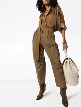 Givenchy - брюки карго широкого кроя 6DW99VR9339533300000
