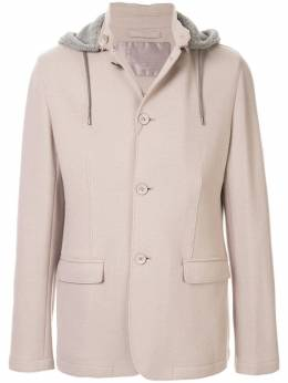 Herno - куртка со съемным капюшоном 69UR3395995396666000