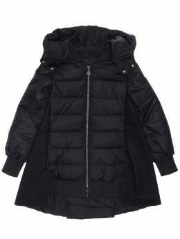 Пальто Из Нейлона На Пуху Moncler 70IFGT014-OTk50