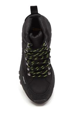 Черные кроссовки Alfa Ash 6147261
