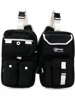 Eastpak нагрудная сумка с несколькими отделениями EK75E