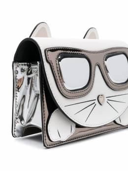 Karl Lagerfeld Kids - сумка на плечо Choupette 66695383088000000000