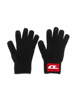 Diesel Kids перчатки с логотипом 00J4H9KYAP1