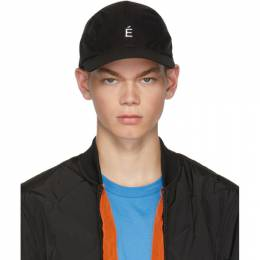 Etudes Black Zone Accent Cap EB13-105
