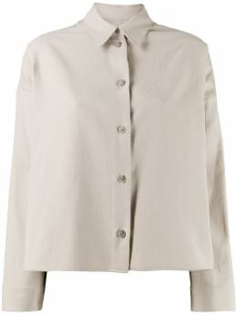 Mm6 Maison Margiela - укороченная рубашка на пуговицах DL6005S5909095363333