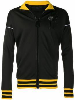 Philipp Plein - куртка с контрастными полосками CMJB9333PJO660N95969