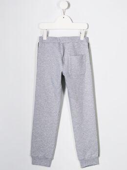 Fendi Kids - спортивные брюки с логотипом 9595V695388989000000