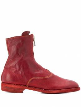 Guidi - ботинки на молнии спереди 9666T955689050000000