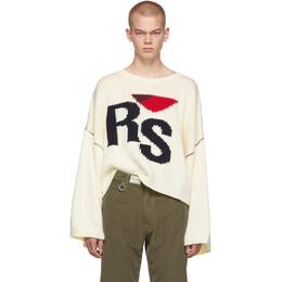 Raf Simons Off-White RS Sweater 192287M20102603GB