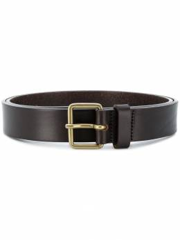 Closed classic buckle belt C808058T622