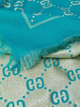 Gucci Kids - шарф с узором GG 3505K309955669960000