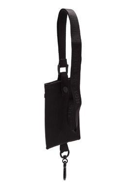 Черная сумка с длинным ремнем Heron Preston 2771148096