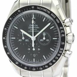 Omega Black Stainless Steel Speedmaster Moonwatch Co-Axial Choronograph 311.30.44.50.01.001 Men's Wristwatch 44MM 220913