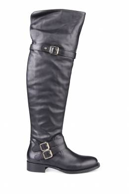 Черные сапоги с ремешками Tommy Hilfiger 2838148688