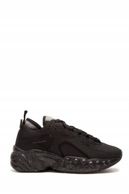 Черные кроссовки Manhattan Acne Studios 876148498