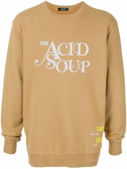 Undercover толстовка The Acid Soup UCW9805
