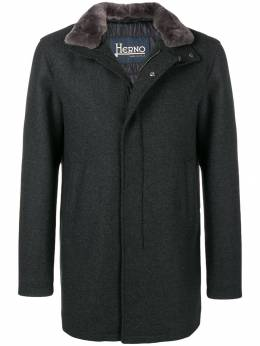 Herno - single breated coat 639U3966993936056000