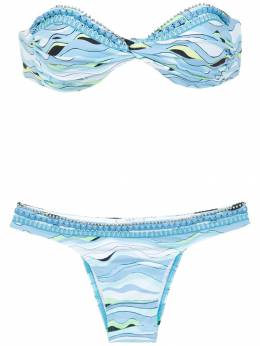 Amir Slama printed bikini 10727